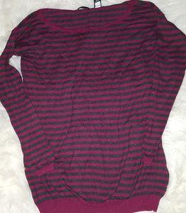 Moda international cashmere mix sweater